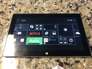 Microsoft Surface RT 2 Tablet 32 gb for Sale in Sanger, CA