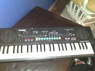Casiotone MT=540 MIDI Keyboard ( SOUNDS GREAT) for Sale in St. Louis,  MO