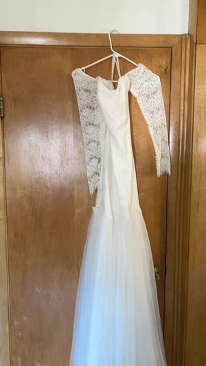 Wedding dress for Sale in Bolingbrook, IL