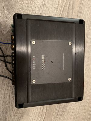 Alpine kenwood and Sony xplod for Sale in Kent, WA