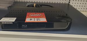 Samsung blu ray player for Sale in Houston, TX