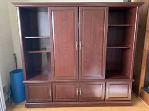 Entertainment center/tv stand for Sale in Rockville, MD