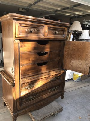 Antique dresser for Sale in Riverside, CA