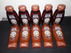 Garnier Fructis Whole Blends Coconut Oil & Shea Butter Shampoo & Conditioner Bundle: 10 for $25 for Sale in Garland, TX
