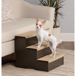 Top Paw PetSmart Pet Steps Pet Stairs Bed Stairs Dogs Cat Brown/Tan for Sale in Tacoma,  WA