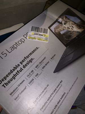 15 inch HP Laptop for Sale in Baldwin, NY