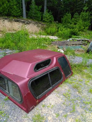 62 x 79 truck cap for Sale in Lock Haven, PA