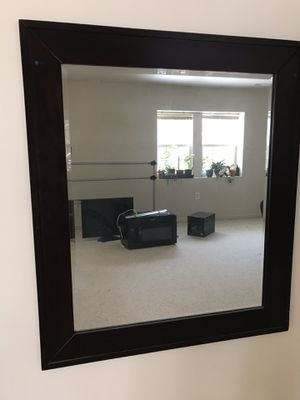 Wall mirror 44x38 for Sale in Rockville, MD