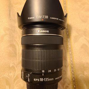 Canon Lens New for Sale in Dallas, TX