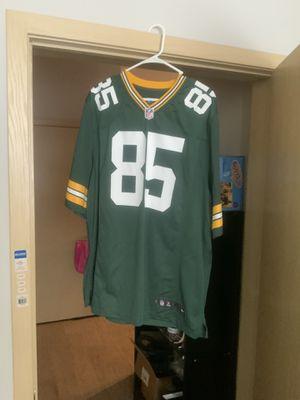 Jennings packer jersey xl for Sale in Monona, WI