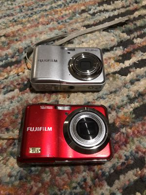 2 Fujifilm digital cameras for Sale in Hillsboro, OR
