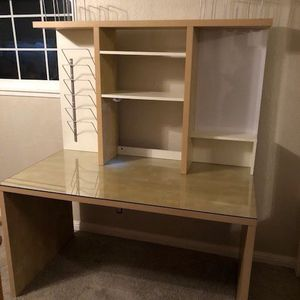 IKEA Desk and Drawer for Sale in Fremont, CA