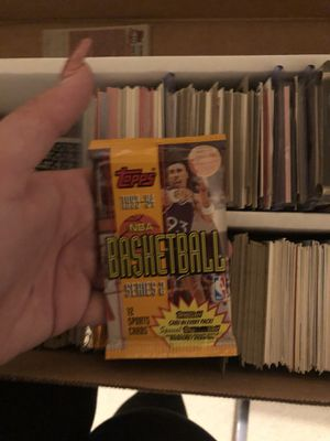 1993-94 & 1995-96 basketball cards for Sale in Portland, OR