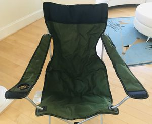 Heavy Duty Folding Camp Chair & Carry Bag for Sale in Vienna, VA