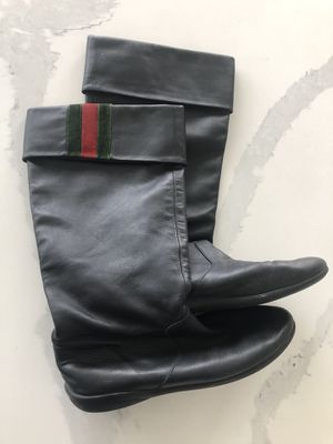 Gucci girl boots,33.Made in Italy for Sale in Seattle, WA