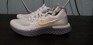 Nike Epic React Flyknit size 5.5 womans for Sale in Fontana, CA