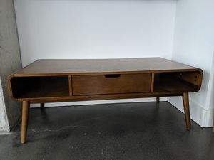 Mid-century modern walnut coffee table for Sale in Detroit, MI