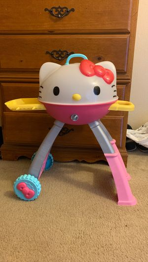 Hello kitty toy grill for Sale in Austin, TX