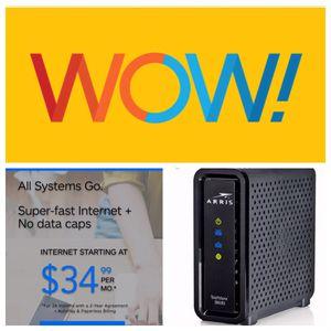 High speed Internet! $34.99 NO Credit Check! for Sale in Warren, MI