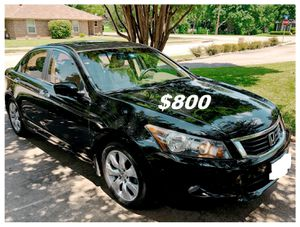 $8OO🔥 Very nice 🔥 2OO9 Honda accord sedan Run and drive very smooth clean title!!!! for Sale in Independence, MO