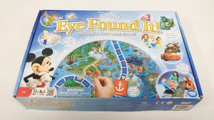 Wonderforge World of Disney Eye Found It Hidden Picture Game 6' Board Complete for Sale in Oceanside, CA