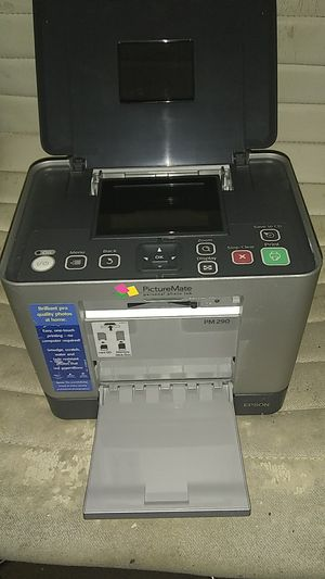 Epson picture mate model#B382D PM-290 for Sale in Houston, TX