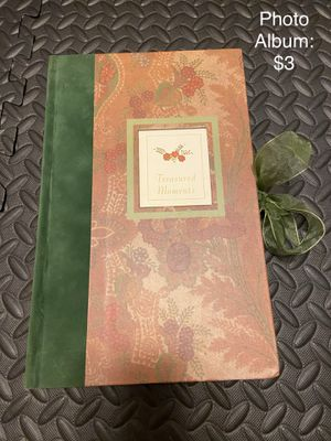 Antique photo album for Sale in Ann Arbor, MI