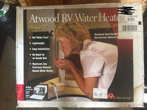 Atwood 10 gallon RV water heater. for Sale in IL, US
