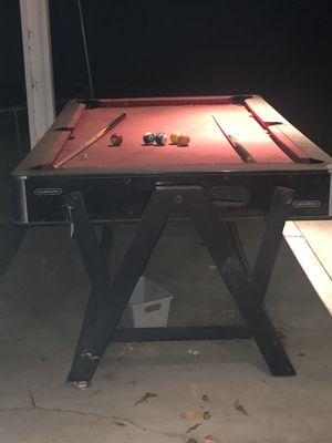 Pool/air hockey table for Sale in Fullerton, CA