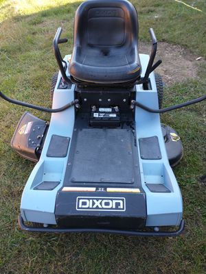 Dixon zero turn mower for Sale in Rossville, GA