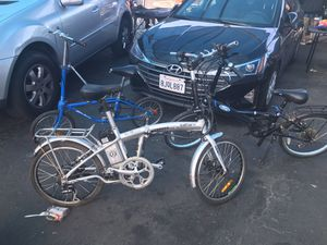 Folding bikes for Sale in San Leandro, CA