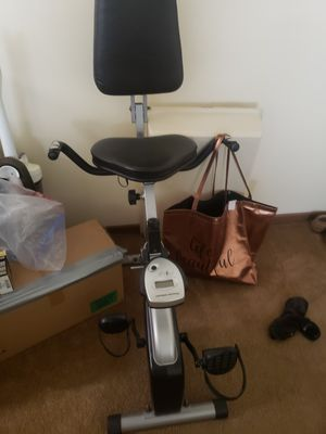 Fitness pedal bike for Sale in Eau Claire, WI