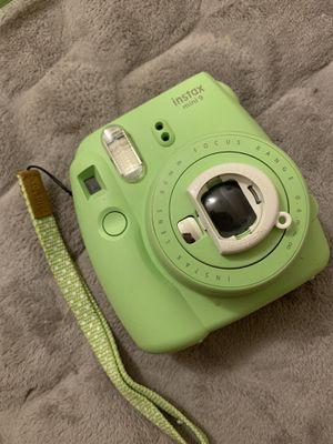 Green Polaroid Camera for Sale in Phoenix, AZ
