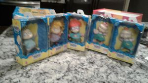 Rugrats action figues. for Sale in Buckeye, AZ