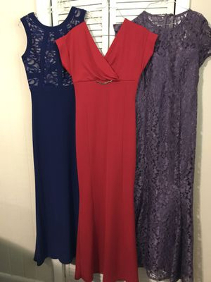 party dresses size M for Sale in Alexandria, VA
