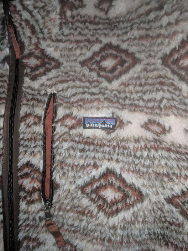 Men's Patagonia fleece XL