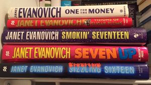 Janet Evanovich Book Lot for Sale in Findlay, OH