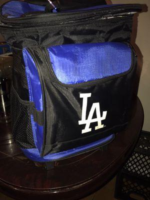 Dodgers rolling cooler bag for Sale in Los Angeles, CA
