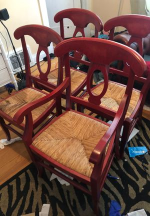 FREE WOOD CHAIRS * for Sale in Chicago, IL
