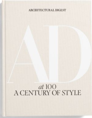 Architectural Digest. A Century of Style Coffee Table Book for Sale in Williamsburg, VA