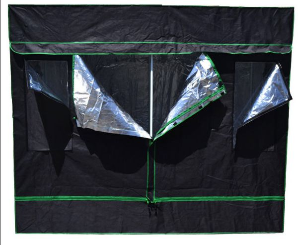 8x8 heavy duty Grow tent. More equipment available or full kits: lec, cmh, led, tents, fans, carbon filters, cloth pots
