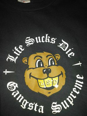 Life sucks die supreme shirt for Sale in Tacoma, WA