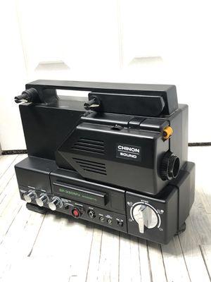 Chinon SP 330MV Super 8 Sound Movie Projector for Sale in Arlington, TX