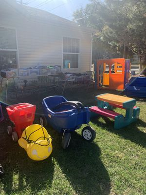 Kids play set. Boys clothing. Strollers. for Sale in Denver, CO