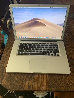 MacBook Pro dual graphics+ Samsung solid state drive! for Sale in New Haven, CT