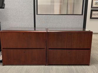 OBO - Heavy Duty File Storage Credenza for Sale in Kirkland,  WA