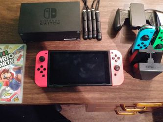 Nintendo Switch Mario Party Bundle for Sale in South Elgin,  IL