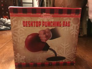 Desk top punching bag for Sale in Los Angeles, CA