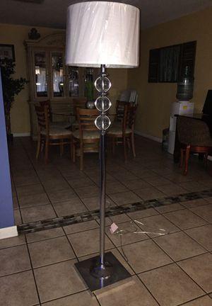 Decorative floor lamp for Sale in Phoenix, AZ