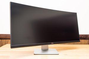 """Dell U3415W curved 34"""" monitor for Sale in Santa Ana, CA"""
